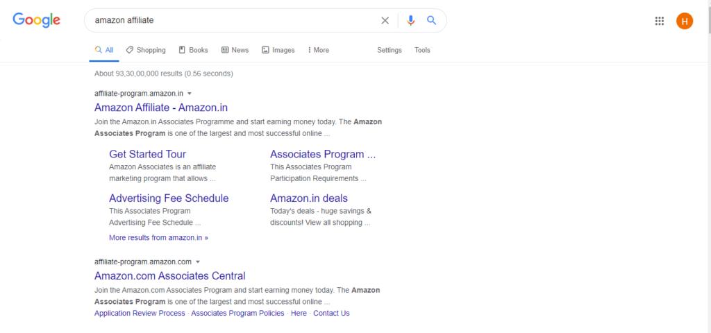Amazon Affiliate marketing kya hai